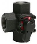 V5433A 3-х ходовой поворотный клапанescape}
