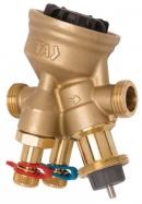 TA-COMPACT-P Балансировочный и регулирующий клапан, не зависящий от перепада давленияescape}