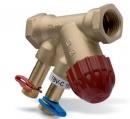 TBV-C - балансировочный / зональный регулирующий клапанescape}
