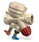 TBV-CMP - балансировочный / пропорциональный регулирующий клапан / регулятор перепада давленияescape}